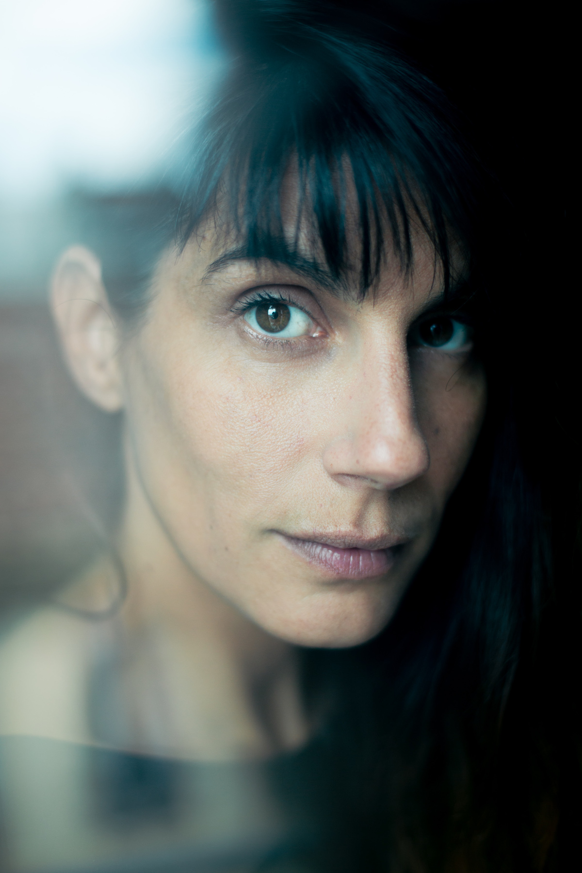 Photo portrait - Julie Lagier
