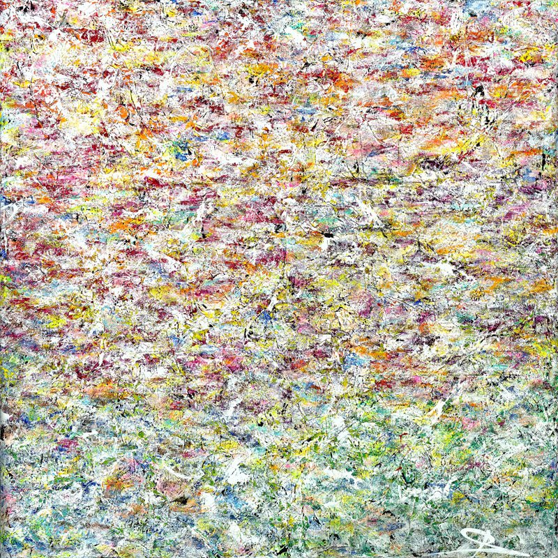Kareem Bonus - artiste peintre - impressionniste moderne - art urbain