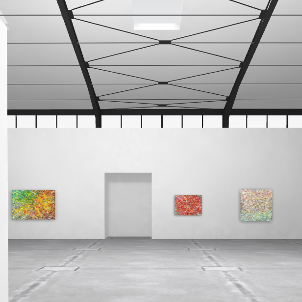 Kareem Bonus Moderne Impressionism Impressionisme galerie marseillaise follow-your-dreams olivier-barriol