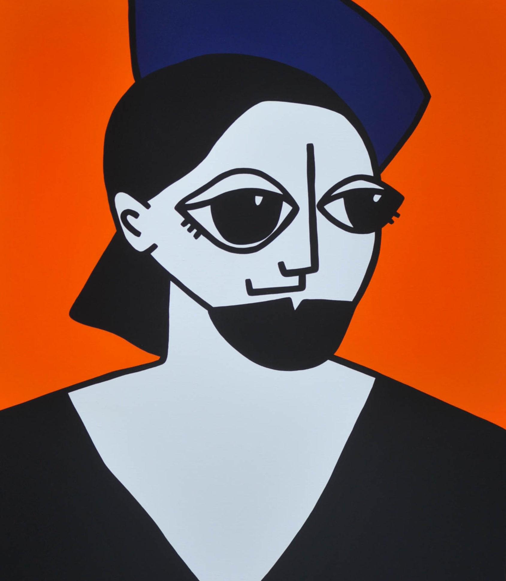 RedLips-figuration libre marseillaise-jeune artiste marseillaise-follow your dreams-jeune talent artistique-galerie art marseille