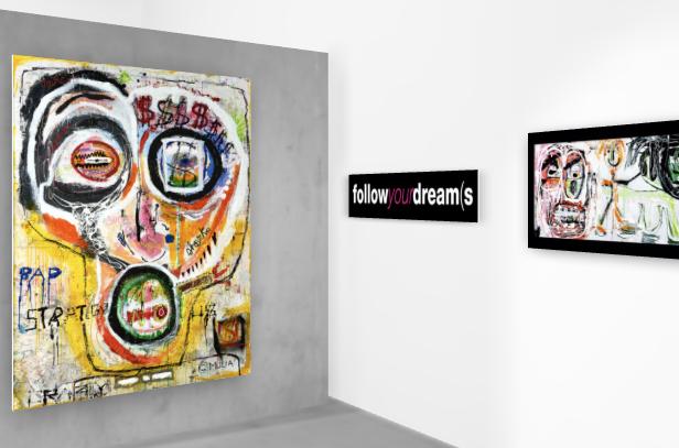 ©MULIA expos virtuelle marseille art brut follow-your-dreams marseille