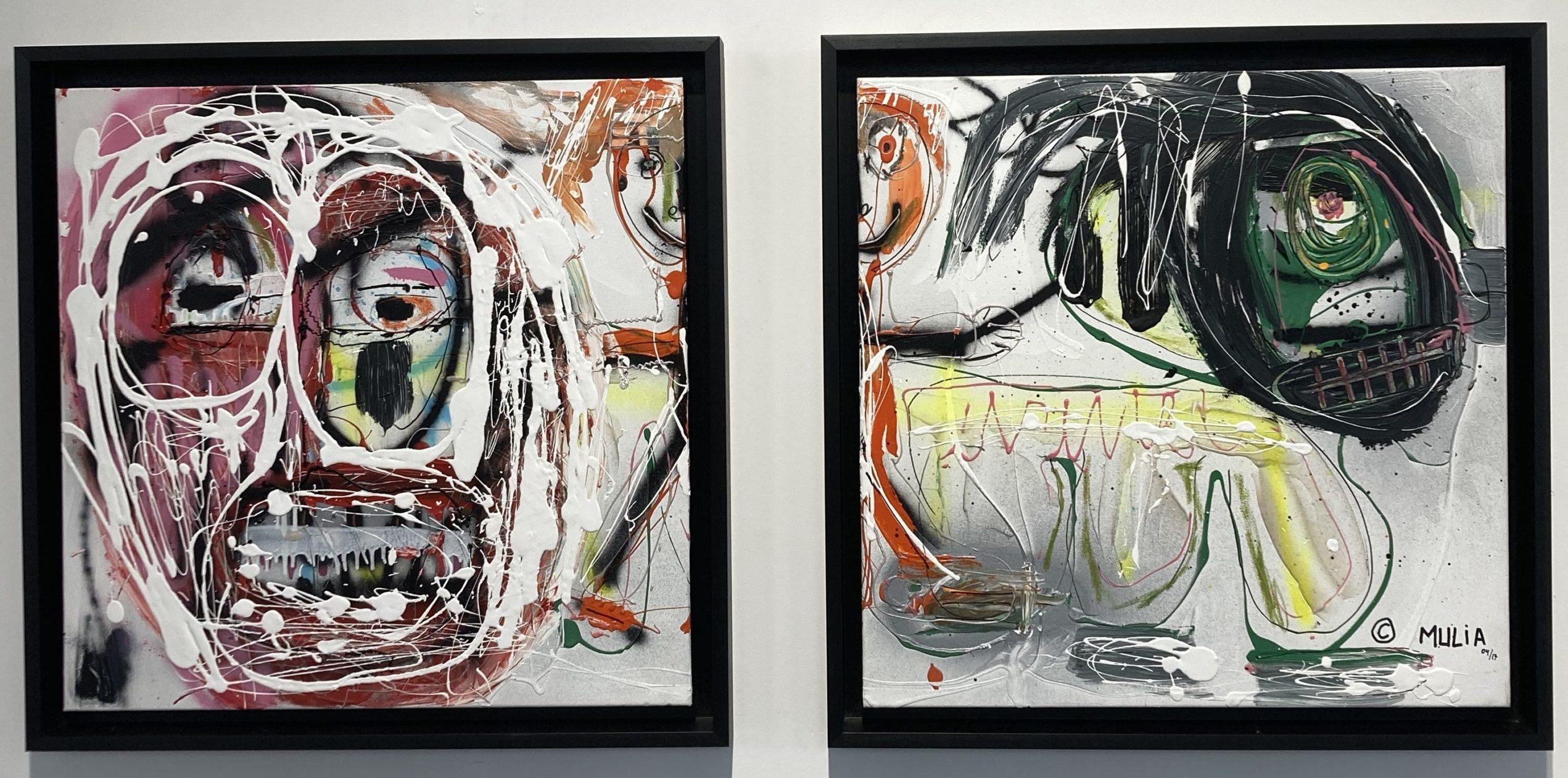 ©MULIA The story of art brut art contemporain galerie